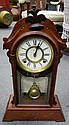 George B Owen Clock 1880 Winsted CT