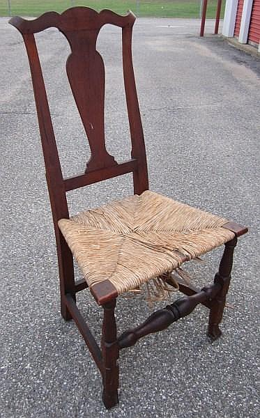 18th Century Queen Anne Chair