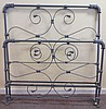 Full Size Iron Victorian Bed