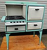Silver Star- Cast enamel kitchen stove