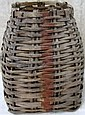 Penebscot Maine Indian Basket