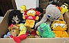 Large Lot Stuffed Animals