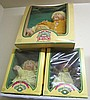 3 Piece Lot - Cabbage Patch Kids Dolls - New in Box 1985