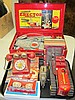 7 Piece Lot - Erector Set, Telephone, Glasses Miscellaneous toys