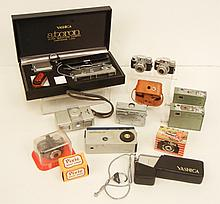 Grouping of sub miniature and spy cameras