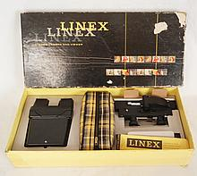 Boxed Lionel Linex Stereo Camera and Viewer