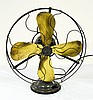 G.E. (General Electric) motor fan