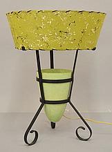 Mid C. Modern lamp