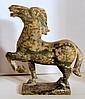 Green Jade Stone Horse