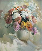 Ruth Audrey Squibb Still Life with Spring Flowers