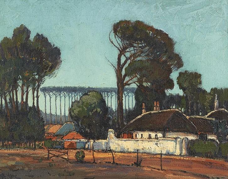 Pieter Willem Frederick Wenning SOUTH AFRICAN