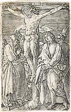 ALBRECHT DÜRER Christ on the Cross.