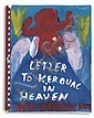 (BEAT LITERATURE.) Micheline, Jack. Letter to Kerouac in Heaven.