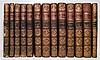ACADÉMIE ROYALE DES SCIENCES, Paris. Histoire . . . jusqu'à 1699.  Vols. 1-8 and 10 (of 11) in 12 (of 14).  1729-34