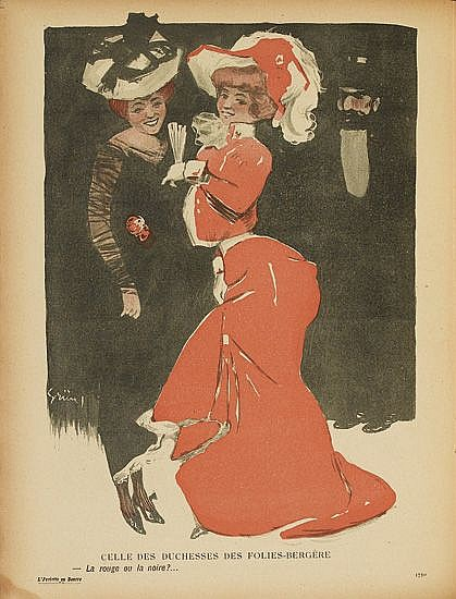 VARIOUS ARTISTS. L'ASSIETTE AU BEURRE. Bound volume. 1903. 12x9 inches, 31x23 cm.