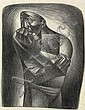 CHARLES WHITE (1918 - 1979) El Pensador (The Thinker).