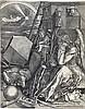 JOHANNES WIERICX (after Dürer) Melencolia I