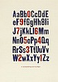(BOOK ARTS PRESS.) Annenberg, Maurice. Specimens of Wood Type Presented to the School of Library Service, Columbia University.