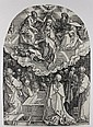 ALBRECHT DÜRER The Assumption and Coronation of the Virgin.