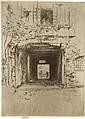 JAMES A. M. WHISTLER Doorway and Vine.