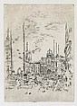 JAMES A. M. WHISTLER The Piazzetta.
