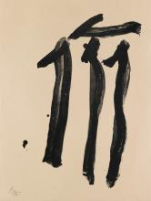 ROBERT MOTHERWELL The Dalton Print.