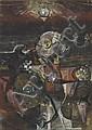 ALEXANDER SKUNDER BOGHOSSIAN (1937 - 2003) Untitled (Abstract Composition)., Alexander Boghossian, Click for value