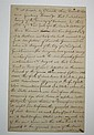 (AMERICAN INDIANS--SENECA.) Ewing, William. Manuscript deed, 1795, mentioning