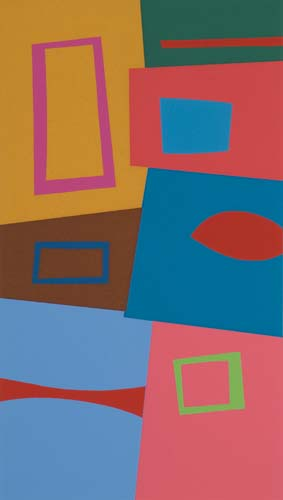 ALBERS, JOSEPH.  Interaction of Color.  80 color screenprints, 330x255 mm; 127/8x 93/8 inches (sheets), full margins, laid into individual folders.