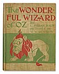 (CHILDREN'S LITERATURE.) Baum, L. Frank The Wonderful Wizard of Oz.