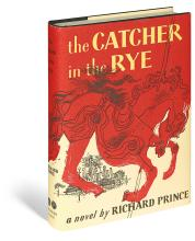 (ARTIST'S BOOK.) PRINCE, RICHARD. The Catcher in the Rye.