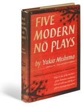 MISHIMA, YUKIO. Five Modern No Plays.