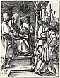 ALBRECHT DÜRER Pilate Washing his Hands.