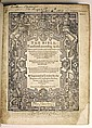 BIBLE IN ENGLISH.  The Bible. Translated according to the Ebrew and Greeke.  1589