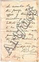 COBDEN, RICHARD. Autograph Letter Signed,