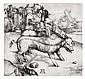 ALBRECHT DÜRER The Monstrous Pig of Landseer.