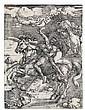HIERONYMUS HOPFER (after Dürer) The Abduction of Proserpine