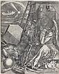 JOHANNES WIERICX (after Dürer) Melancolia I