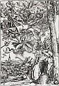 LUCAS CRANACH The Temptation of St. Anthony.