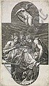 GIORGIO GHISI (after Primaticcio) Group of 5 engravings