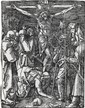 ALBRECHT DÜRER The Crucifixion.