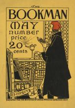 GEORGE WHARTON EDWARDS (1859-1950). THE BOOKMAN / MAY NUMBER. 1897. 16x11 inches, 42x29 cm.