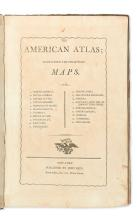 REID, JOHN. The American Atlas.