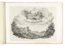 (INDIA.) Abbott, George, Lieutenant Sketches about Kurrah, Mannickpore.