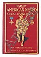 (MILITARY--WORLD WAR I.) SWEENEY, W. ALLISON. History of the American Negro in the Great World War.