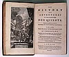 CERVANTES SAAVEDRA, MIGUEL DE.  The History and Adventures of the Renowned Don Quixote de la Mancha.  4 vols.  1770
