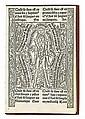 HORAE B.M.V.  Horae: ad usum Parisiensem.  1500/01.  Printed on paper.