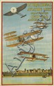 DESIGNER UNKNOWN. INTERNATIONAL AVIATION MEET / GRANT PARK / CHICAGO. 1911. 21x13 inches, 55x35 cm. Goes, Chicago.