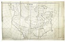(CALIFORNIA.) Engel, Samuel. Memoires et observations geographiques et critiques sur . . . septentrionaux de l´Asie et de l´Amerique.