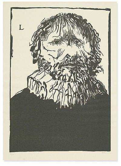 BASKIN, LEONARD. Fifteen Woodcuts.